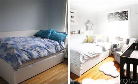 chambre d ami avant après une chambre d 39 ami transformée en chambre d