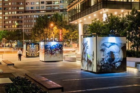 open street art ambush gallery