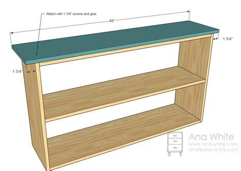 bookcase plans   diy   blueprint uk