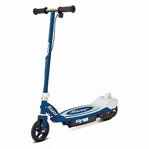 Razor® 13111441 - E90 Blue Electric Scooter