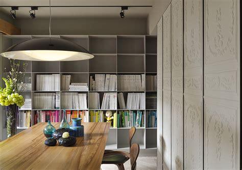 Modern Built In Shelving  Interior Design Ideas
