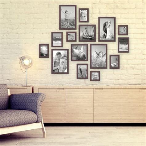 Wand Mit Vielen Bilderrahmen by Gem 252 Tlichkeit F 252 R Wenig Geld Trendomat