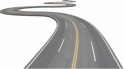 Road Clipart Windy Transparent Highway Surface Clip