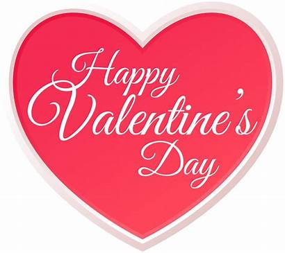 Valentines Valentine Happy Heart Clipart Transparent Calendar