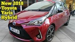 Essai Toyota Yaris Hybride 2018 : new 2018 toyota yaris hybrid youtube ~ Medecine-chirurgie-esthetiques.com Avis de Voitures