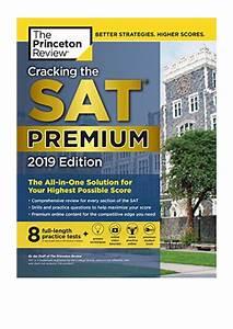 Sat Princeton Review 2017 Pdf