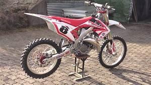 Honda Crf 125 : nino motocross custom honda cr 125 af 2013 youtube ~ Maxctalentgroup.com Avis de Voitures