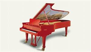 Fazioli Pianoforti Modelo Marco Polo Piano Clave
