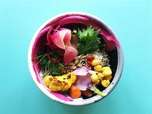 5 Vegetarian One-Bowl Recipes for Healthy Spring Eating ...  Healthy
