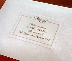 address labels to match your wedding invitations With wedding invitation address labels software