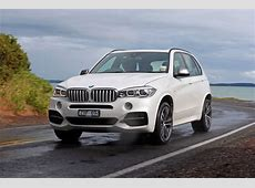 Review BMW X5 M50d Review and Road Test