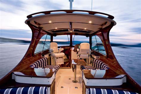 Hinckley Boats History by Hinckley Motor Yachts Impremedia Net
