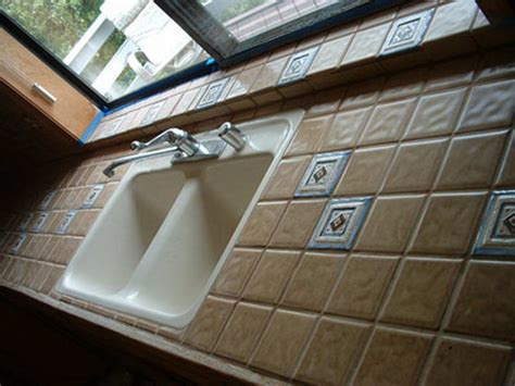 glass tile countertop the ceramic tile kitchen countertops for your home
