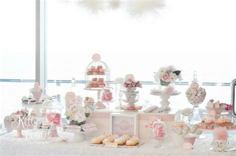1000+ Images About Pink And White Candy Buffet On