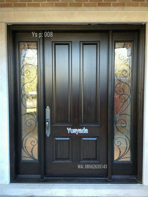 jual pintu rumah minimalis bogor yusyada