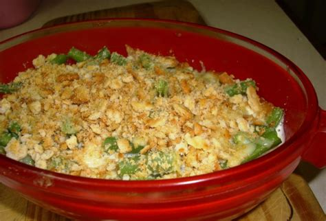 green bean casserole  swiss cheese recipe foodcom
