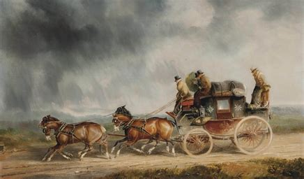 charles cooper henderson    london mail coach christies
