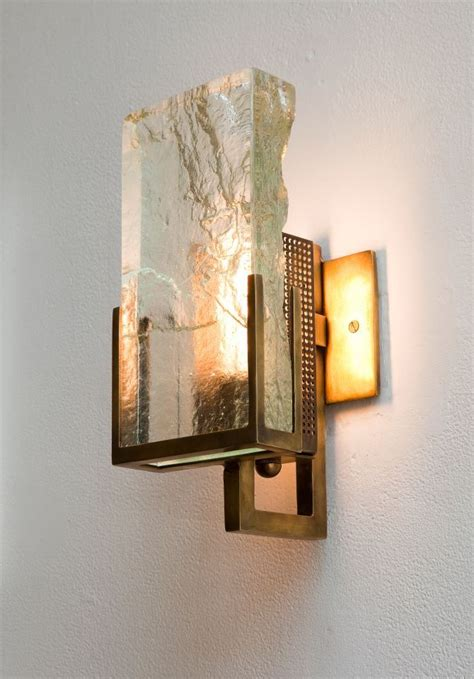 Glass Light Sconces by Wow Incredibly Beautiful Rubbed Bronze And Glass Sconce