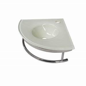 Lave Main Angle : lave mains galaxite angle blanc castorama ~ Melissatoandfro.com Idées de Décoration