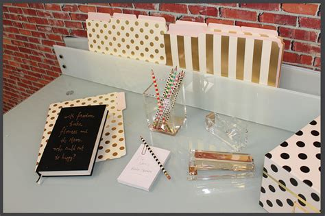 kate spade desk accessories kate spade office bliss contemporary desk accessories