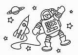 Astronaut Coloring Astronauta Colorear Para Astronaute Dibujo Coloriage Fargelegge Pages Malvorlage Kleurplaat Bilde Dibujos Dessin Imprimir Ruimte Coloriages Ausmalbilder Fargelegging sketch template