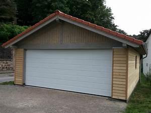 Garage Mit Carport : satteldach carport holzgaragen als individueller bausatz ~ Orissabook.com Haus und Dekorationen