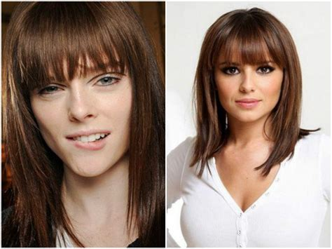 Shoulder Length Haircuts For Women 2017| For Fine, Curly