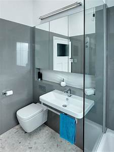 l39 amenagement petite salle de bains n39est plus un With comment agencer une petite salle de bain