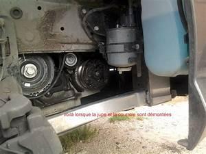 Compresseur Clim Scenic 2 : renault laguna iii 2 0 dci 150ch changement poulie d brayable alternateur tuto ~ Gottalentnigeria.com Avis de Voitures