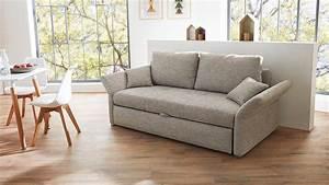 Sofa Mit Bettfunktion : funktionssofa luca sofa in grau mit bettfunktion 140 cm ~ Orissabook.com Haus und Dekorationen