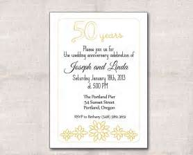 golden wedding anniversary invitations golden wedding anniversary invitation golden wedding anniversary invitation cards