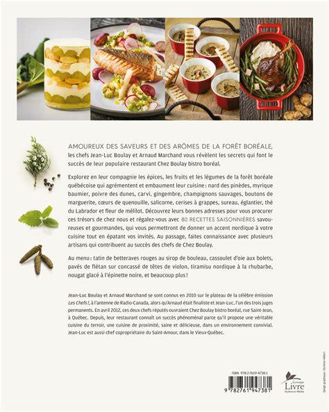 boreal cuisine livre le garde manger boréal 80 recettes pour le découvrir et le cuisiner messageries adp