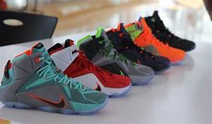 Release Dates for 7 Nike LeBron 12 Colorways | Sole Collector