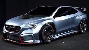 Subaru Wrx Sti Coming In October 2021  New 298kw