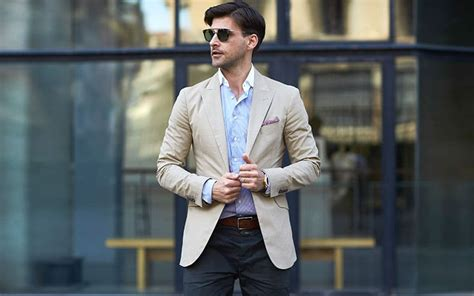 How to Wear Semi Formal Attire for Men - The Trend Spotter
