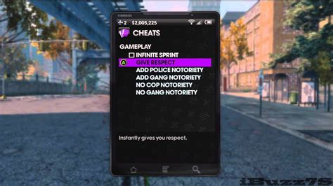 saints row   give respect cheat activated youtube