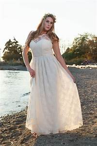 boho wedding dress plus size wwwimgkidcom the image With plus size boho wedding dress