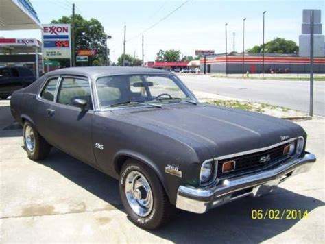 purchase   chevrolet nova    main st