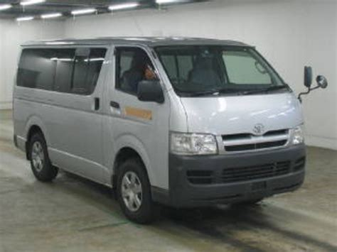 2005 toyota hiace wallpapers