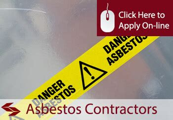 asbestos removal contractors public liability insurance