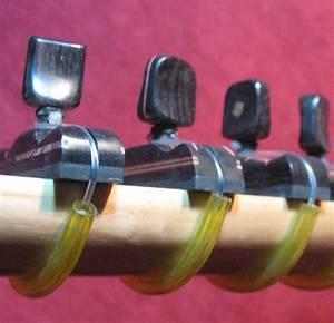 Cheville Bois 4mm : capodastre en bois fabrication de guitares ~ Premium-room.com Idées de Décoration