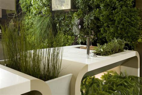 modern outdoor kitchen ideas electrolux modern outdoor kitchen digsdigs