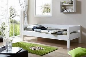 H C Möbel : einzelbett 90x200 buche weiss h c m bel ~ Watch28wear.com Haus und Dekorationen