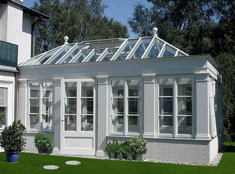 bauen wintergarten im klassischen stil von fresand bild