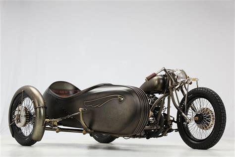 Harleydavidson Sidecar The Abnormal Cycles Union  Bike Exif