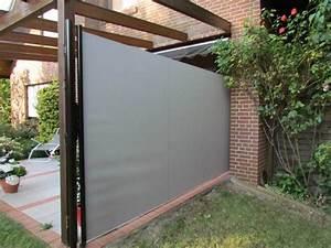 Seitenmarkise Ausziehbar 4 M : glas windschutz fur terrasse die neueste innovation der innenarchitektur und m bel ~ Whattoseeinmadrid.com Haus und Dekorationen