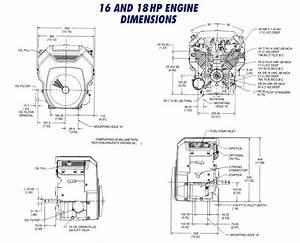 Kohler Magnum 18 Wiring Diagram Kohler Engines 18 Hp Spec