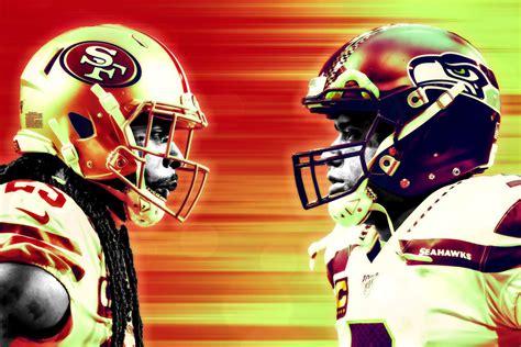 seahawks ers rivalry     nfl