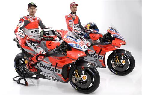 Ducati, Objectif Titre En 2018