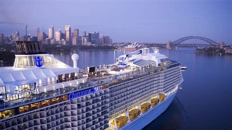 Biggest Passenger Ships In The World by Two Of The World S Biggest Cruise Ships Will Sail In